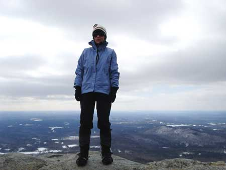 Hiking Monadnock