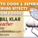 Bill Klar's Macrobiotic Cooking Classes