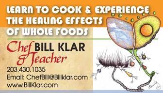 Chef Bill Klar